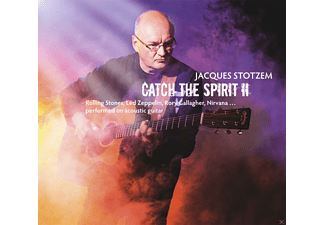 Jacques Stotzem - Catch The Spirit 2 - (CD)