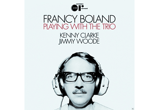Francy Boland, Kenny Clarke, Jimmy Woode - Playing With The Trio - (CD)