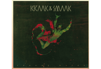 Kraak & Smaak - Chrome Waves [CD]