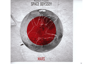 VARIOUS - Space Odyssey: Mars - (CD)