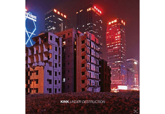 Kink - Under Destruction - (CD)