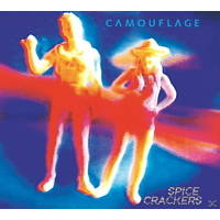 Camouflage - Spice Crackers [CD]