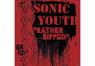 Sonic Youth - Rather Ripped - (Vinyl)
