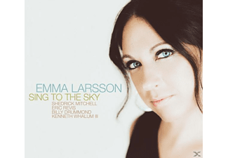 Emma Larsson - Sing To The Sky - (CD)