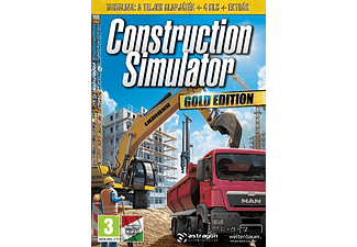 Construction Simulator: Gold Edition (PC)