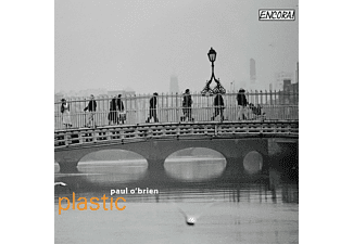 Paul O'brien - Plastic - (CD)