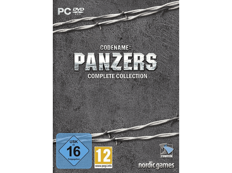 Codename: Panzers - Complete Collection [PC]