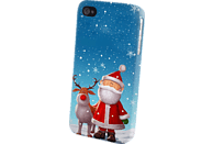 AGM 26112 , Backcover, Apple, iPhone 6/6s, Kunststoff, Weihnachtsmann