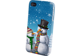 AGM 26128 Backcover, Huawei P8 lite, Kunststoff, Schneemann