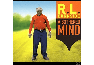 R.L. Burnside - A BOTHERED MIND - (Vinyl)