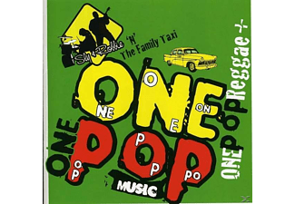 The Family Taxi, Sly & Robbie - One Pop Reggae [CD]