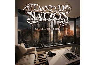 Tainted Nation - On The Outside - (CD)
