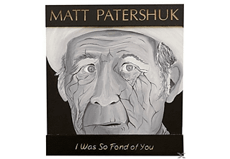 Matt Patershuk - I Was So Fond Of You [CD]