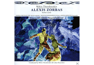 Theodorakis, Hungarian State Orch., Hung. - Alexis Sorbas (Suite) - (CD)