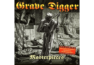 Grave Digger - MASTERPIECES - BEST OF - (CD)