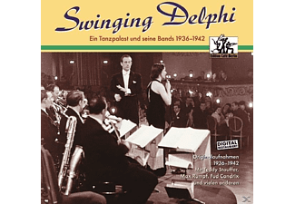 VARIOUS - Swinging Delphi - (CD)