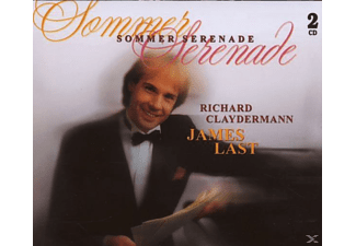Richard Clayderman - Sommer Serenade - (CD)