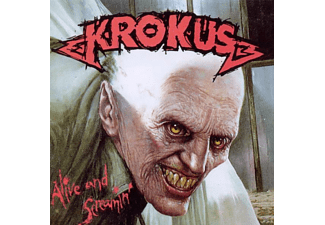Krokus - ALIVE AND SCREAMIN [CD]