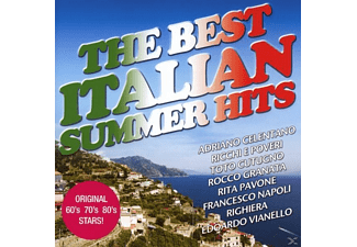 VARIOUS - Best Of Italian Summer Hits - (CD)