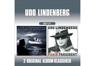 Udo Lindenberg - Udo Lindenberg-2 In 1 (Atlantic Affairs/Der Pani - (CD)