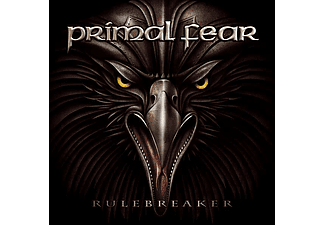 Primal Fear - Rulebreaker (CD)