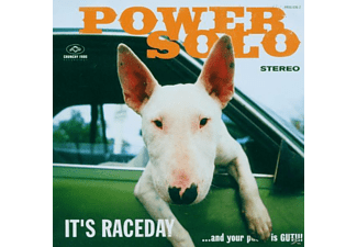 Powersolo - It's Raceday...And Your Pussy Is... [CD]