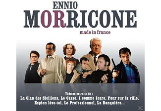 Ennio Morricone - Made in France - (CD)
