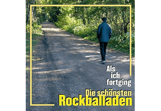 VARIOUS - Als Ich Fortging-Rockballaden Vol.1 - (CD)