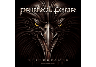 Primal Fear - Rulebreaker - Deluxe Edition (CD + DVD)