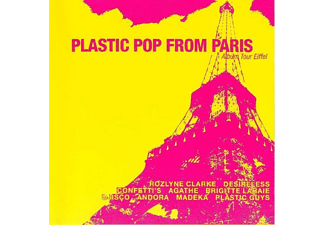 VARIOUS - Plastic Pop From Paris - (CD)