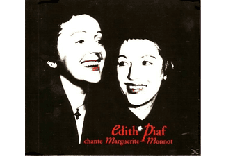 Edith Piaf - Edith Piaf Chante Marguerite Monnot - (CD)