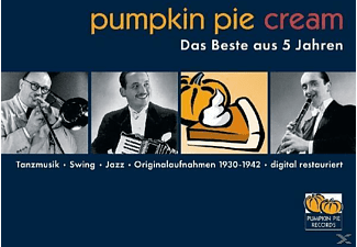 VARIOUS - Pumpkin Pie Cream - (CD)