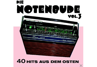 VARIOUS - Notenbude-Vol.3 [CD]