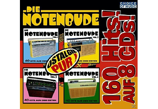 VARIOUS - Notenbude-Sammler-Box Vol.1-4 - (CD)