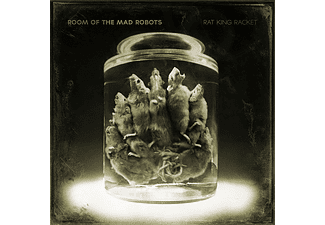 Room Of The Mad Robots - Rat King Racket (CD)