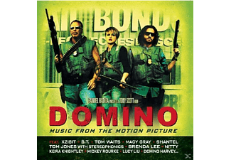 VARIOUS - Domino - (CD)