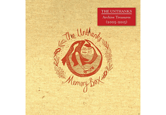 The Unthanks - Memory Box-Archive Treasures 2005-2015 [CD]