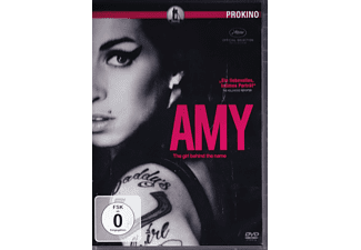 AMY - The girl behind the name - (DVD)
