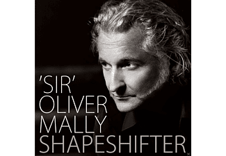 Oliver Mally - Shapeshifter (Lp+Cd/180g) - (LP + Bonus-CD)