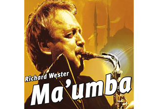Richard Wester - Ma'umba - (CD)
