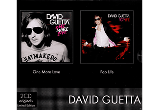 David Guetta, VARIOUS - One More Love / Pop Life - (CD EXTRA/Enhanced)