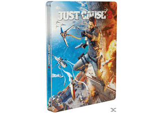 PS4 Just Cause 3 Steelbook Day One Edition