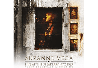 Suzanne Vega - Live At The Speakeasy NYC 1985 - Radio Broadcast Recording (Vinyl LP (nagylemez))