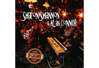 Shannon, Sharon & Connor, Alan - In Galway [CD + DVD Video]