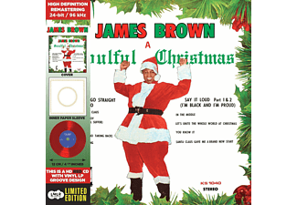 James Brown - A Soulful Christmas - (CD)