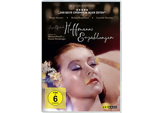 Hoffmanns Erzählungen (Digital Remastered) - (DVD)