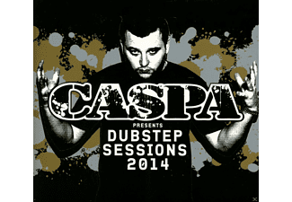Caspa, VARIOUS - Dubstep Sessions 2014 - (CD)