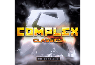 VARIOUS - Complex Classics (Mixed By Dark-E) - (CD)