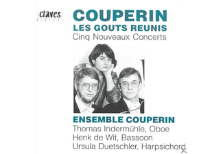Ensemble Couperin, Henk De Wit, Thomas Indermuehle, Ursula Duetschler - Kammermusik - (CD)