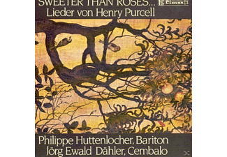 Philippe Huttenlocher - Sweeter than Roses - (CD)